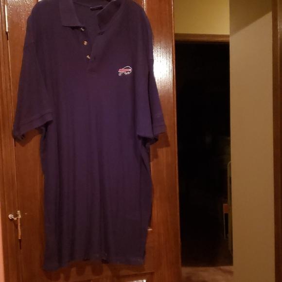 Buffalo Bills polo shirt size 4XL